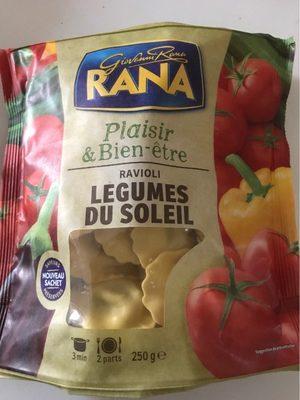 Ravioli Légumes du soleil