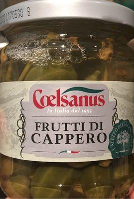 frutti di cappero