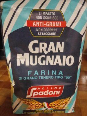 Farine Gran Mugnaio