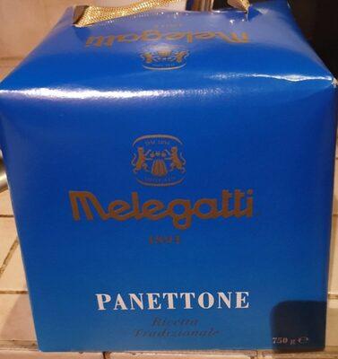 Panettone Classico Melegatti 750 GR