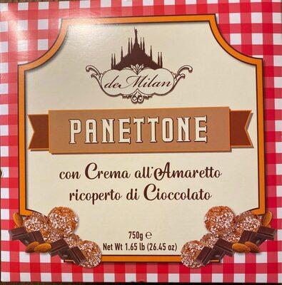Panettone Amaretto