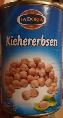 Kichererbsen / Pois chiches