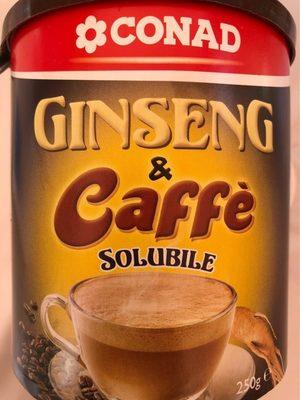 GINSENG & CAFFÈ