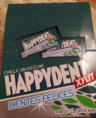 Happydent - Clorofila