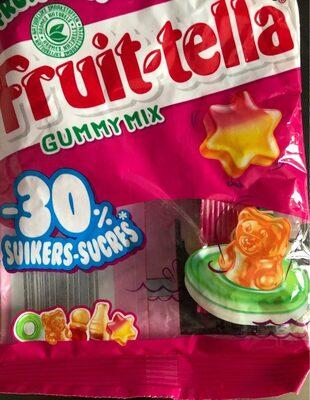 Fruit-tella gummy mix