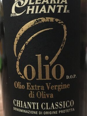Huile d'olive de Toscane