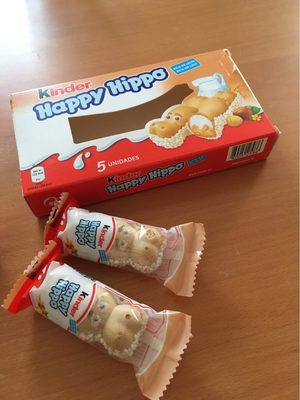 Kinder Happy Hippo T.5