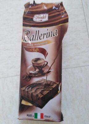 Freddi Ballerina Caffe'espresso X8 GR 240