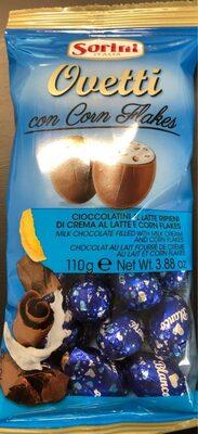 Ovetti chocolat