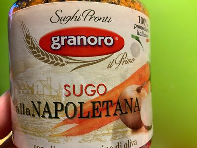 Granoro - sugo alla Napoletana