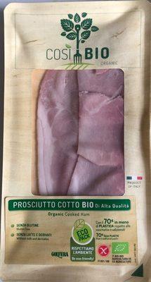 Prosciutto Cotto Bio Kochschinken,Glutenfrei,lak. ..
