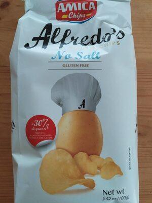 Alfredo's potato chips