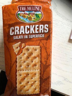 Salz Cräcker