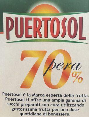 70 % pera