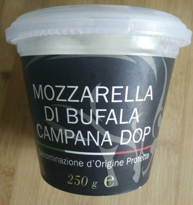 Mozzarella di bufala campana DOP (23% MG)