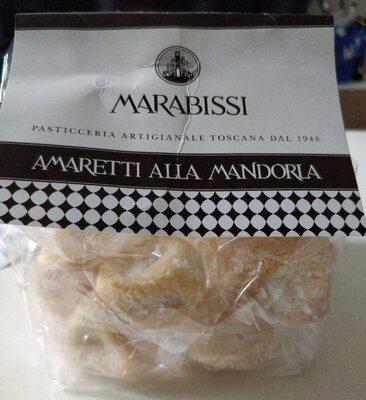 Amaretti Alla Mandorla