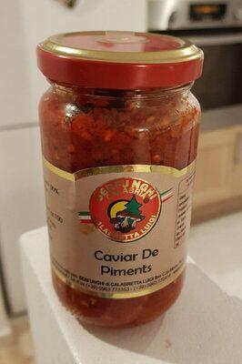 Caviar De Piments