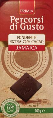 Fondente extra 72% cacao Jamaica
