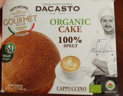 Organic Cake