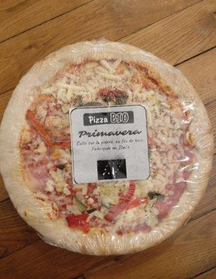 Pizza BIO - Primavera