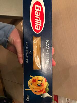 Barilla 011 Bavettine GR. 500