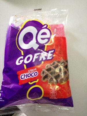Gofre chocolate