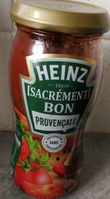 Heinz sacrément bon provencale