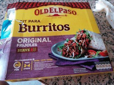 Burrito kit caja 515 g