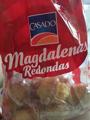 Magdalenas redondas