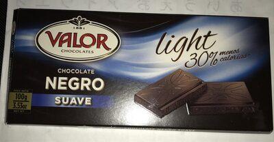 Chocolate negro suave