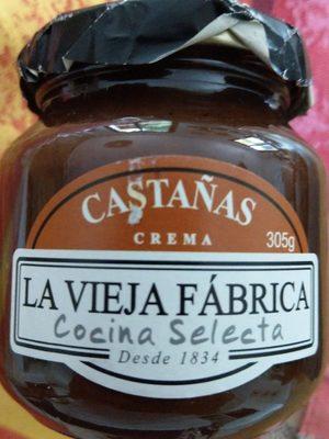 Crema Castaña