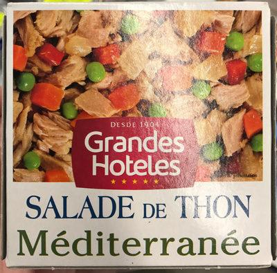 Salade de Thon Méditerranée