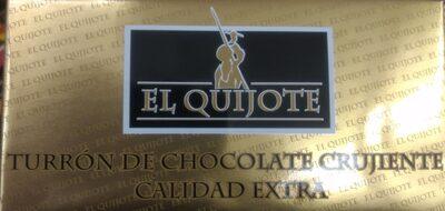 Turrón Chocolate Crujiente Extra