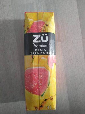 Piña y Guataba