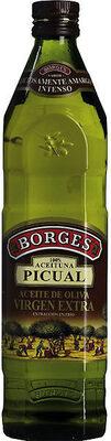 Aceite de oliva virgen extra picual botella 750 ml