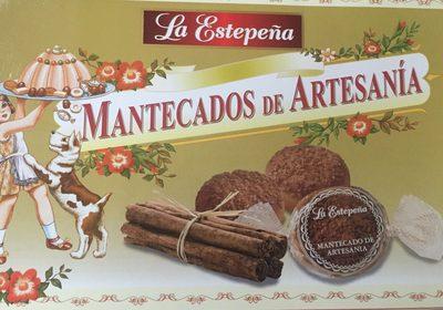 Mantecados de Artesznia