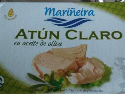 Atun Claro en aceite oliva