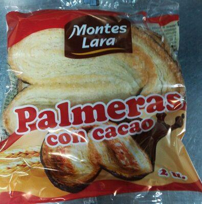 Palmeras con cacao