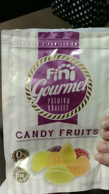 Candy fruits