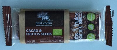 Cacao & Frutos secos