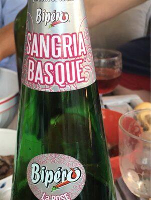 Sangria basque