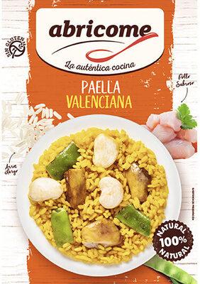 Paella valenciana Abricome