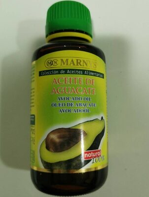 Aceite de aguacate 100%