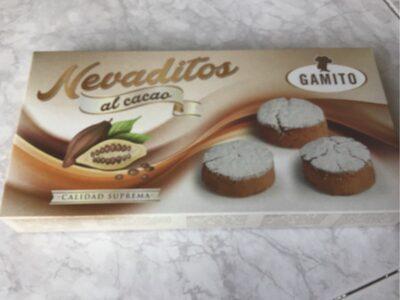 Nevaditos al cacao