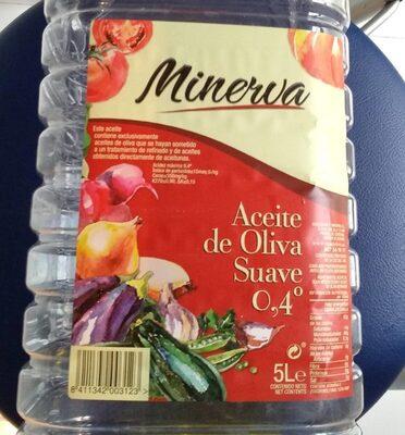 Aceite de oliva, suave 0'4