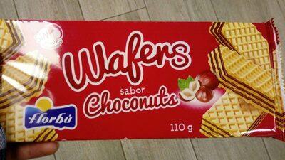 Wafers Choconuts