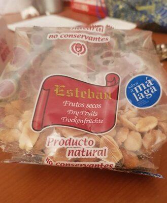 Cacahuetes fritos Esteban