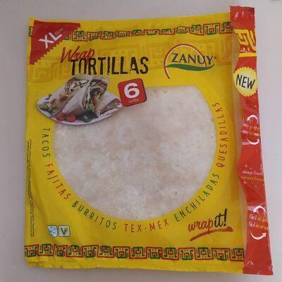 Wrap Tortillas