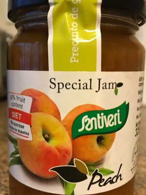 Special jam/ Peach Diet