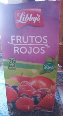 Zumo Libbys Frutos Rojos